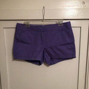 "Jcrew Chino 3"" shorts"